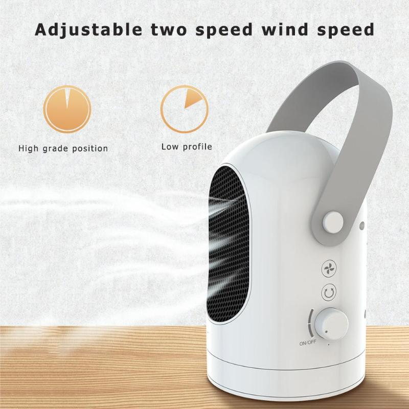 600W Electric Heater Mini Fan Heater Desktop Household Wall Handy Heater Stove Radiator Warmer Machine for Winter600W Electric Heater Mini Fan Heater Desktop Household Wall Handy Heater Stove Radiator Warmer Machine for Winter