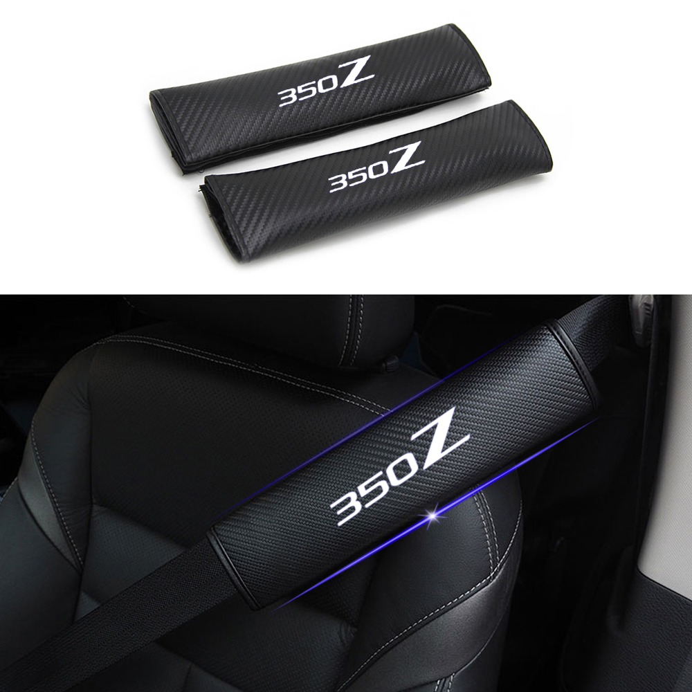 reflexivo carro tampa do cinto de seguranca shoulder pads cinto de seguranca seguro para nissan carro