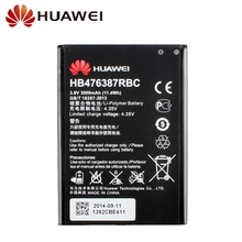 Huawei Original Replacement Battery HB476387RBC For Huawei Honor 3X G750 B199 New Authentic Phone Battery 3000mAh аккумулятор для телефона craftmann hb476387rbc для huawei honor 3x ascend g750 glory 4 honor 3x pro b199