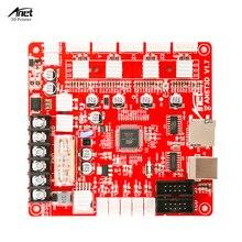Anet A1284 Base V1.7 لوحة التحكم اللوحة الأم اللوحة الرئيسية ل Anet A8 DIY الذاتي الجمعية 3D طابعة سطح المكتب عدة