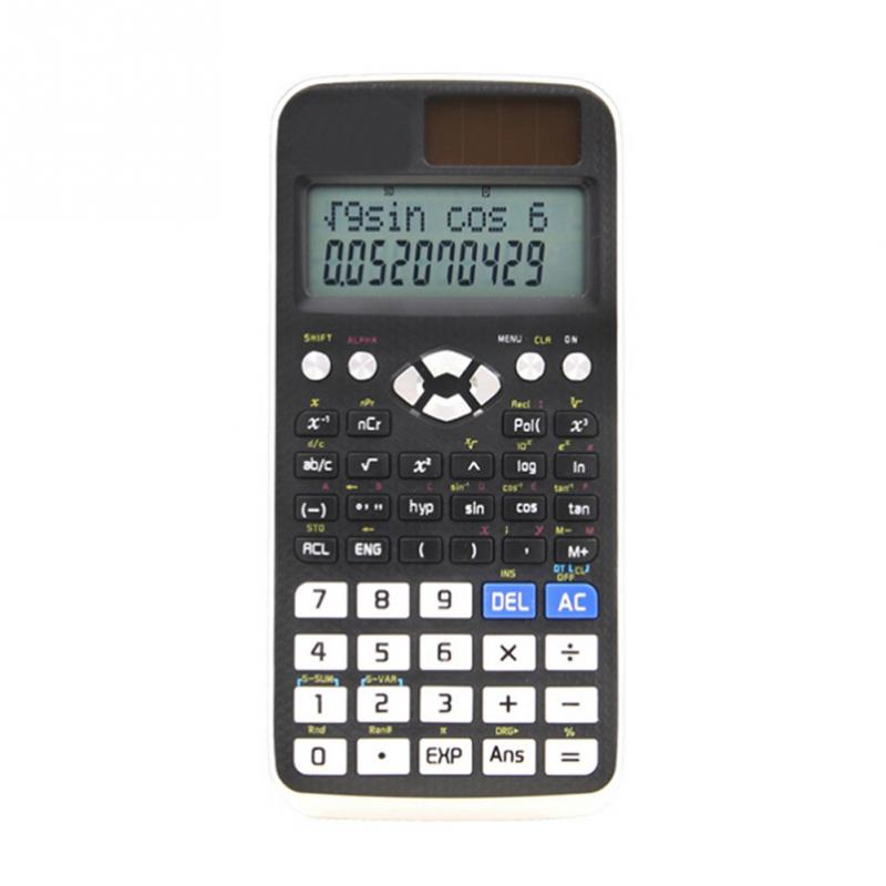 FX-991EX Scientific Calculator Function Calculator Students Stationary Calculating Tool Drop Shipping #0118