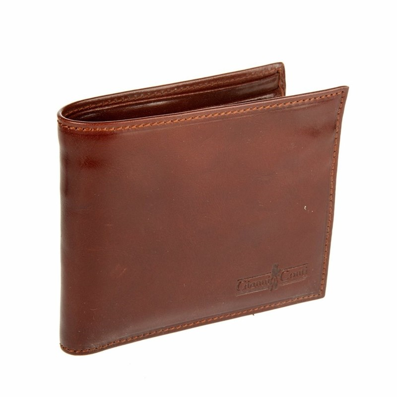 Coin Purse Gianni Conti 907057 Brown