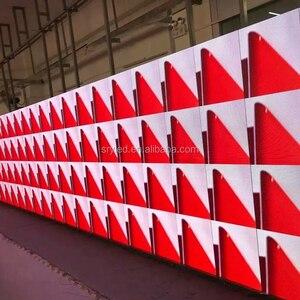 Image 3 - Китай p3.91 Крытый литой алюминий 500x500 шкаф для арендной рекламы видео стены светодиодный экран