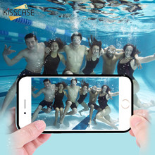 KISSCASE Waterproof Case For iPhone X XR XS MAX 360 Degree Full Protection Phone 8 7 6 6s Plus 5 5s SE Cover