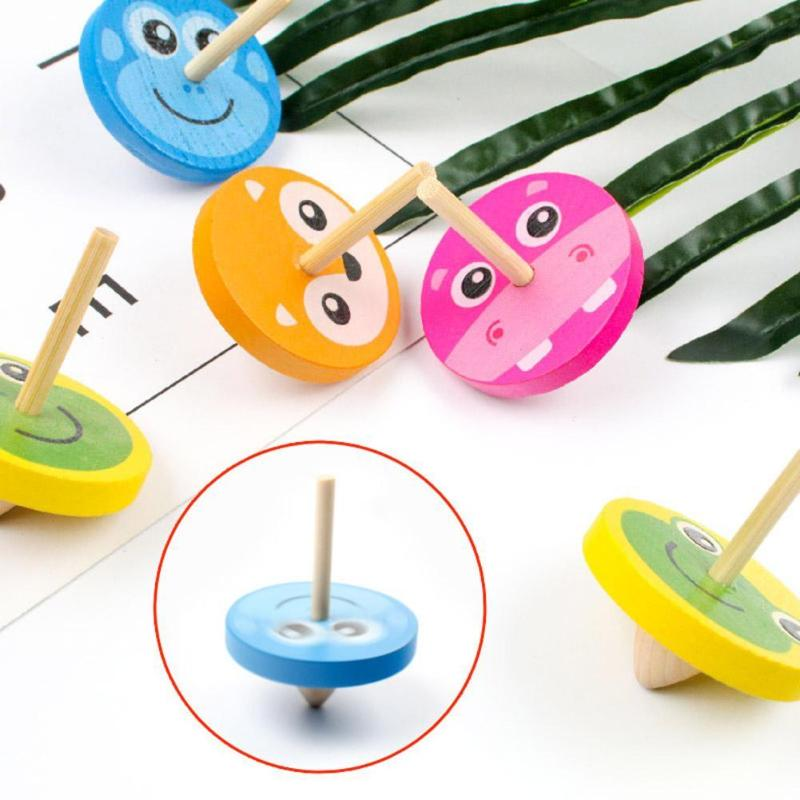 Edge Light Up Gyro Flashing Spinning Tops Party Favors Kids Toy Stress Relief