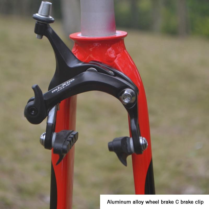 47-57mm Long-reach Front Rear Caliper Brake Set Bike Side Pull Cable Housing