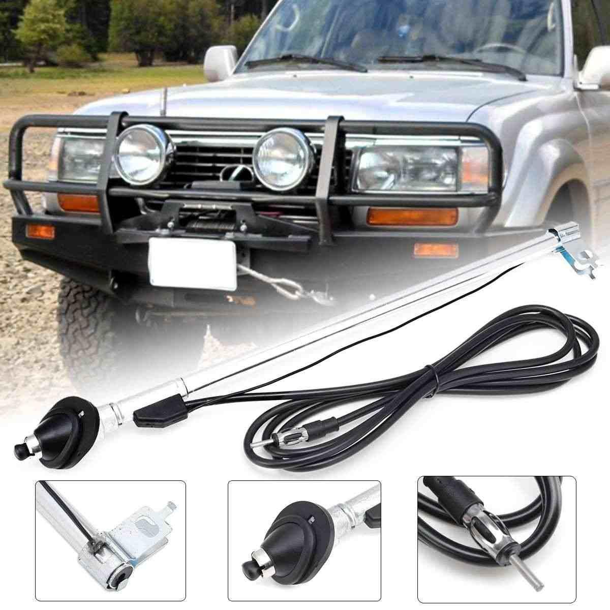 Auto Ersatz Power Antenne AM FM Radio Antenne für Toyota Land Cruiser