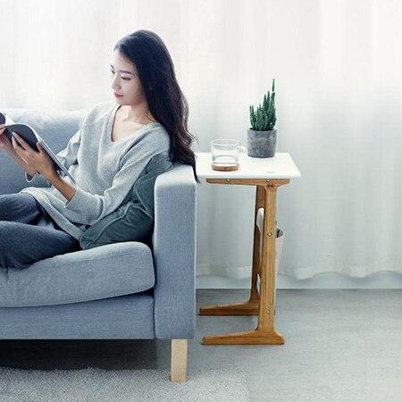 Original Multifunctional Sofa Companion Rectangle Desk Book Storage Sofa Bed Companion Earthquake Resistance ON SALE