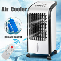 Summer Portable Air Conditioner Fan Energysaving mute Air Conditioner Evaporative Air Cooler Misting Desk Cooling Fan Humidifier