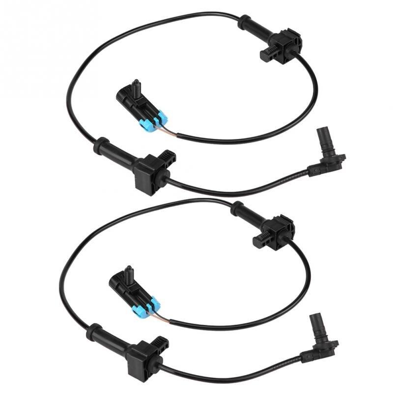Rear Left Right ABS Wheel Speed Sensor For Chevrolet Silverado GMC Sierra US