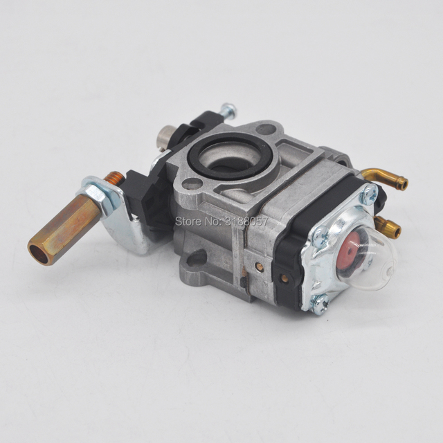 US $11 5 |12mm 43CC 47CC 49CC Carb Carburetor 2 Stroke Kragen Zooma Gas  Scooter pocket Bike Parts-in Carburetor from Automobiles & Motorcycles on