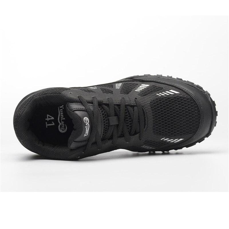 Atrego Randonnée balles Travail Hommes Embout Pare Semelle Noir Anti Eur40 Chaussures D'acier 48 Taille Escalade Yjp De Sécurité écrasement Grande Sneakers WT74qnz