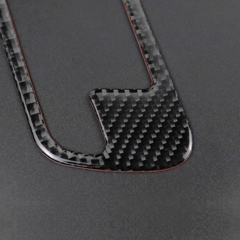 Image 4 - For BMW 5 Series F10 2011 2012 2013 2014 2015 2016 2017 4pcs Carbon Fiber Car Door Handle Door Bowl Cover-in Interior Mouldings from Automobiles & Motorcycles