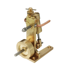 Microcosm Micro Scale M1 Single Cylinder Steam Engine Model Full Matel Modle