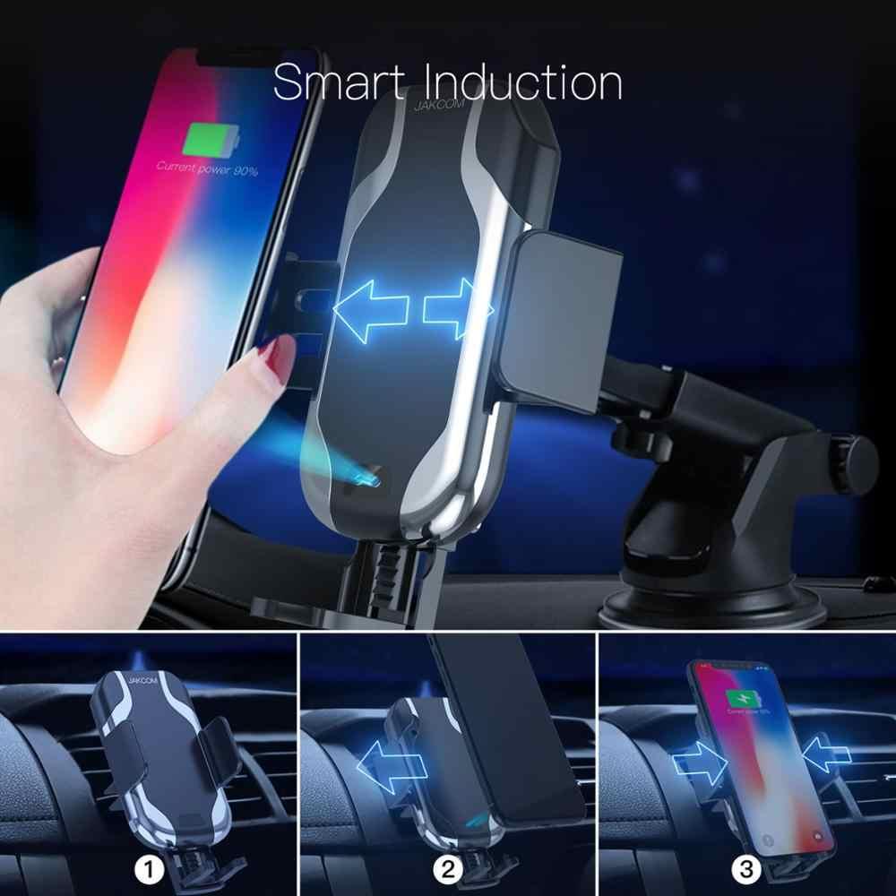 JAKCOM CH2 Smart Беспроводной держатель для автомобильного зарядного устройства Горячая Распродажа в стоит как astell kern psvr soporte переключатель