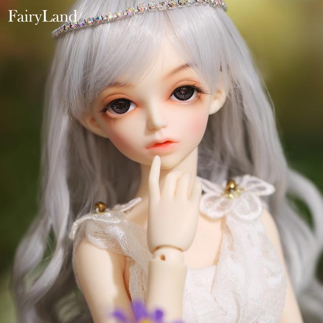 OUENEIFS Fairyland FairyLine momoA BJD SD Doll 1/4 Body Model Baby Girls Boys Eyes High Quality Toys Shop Resin Figures FL