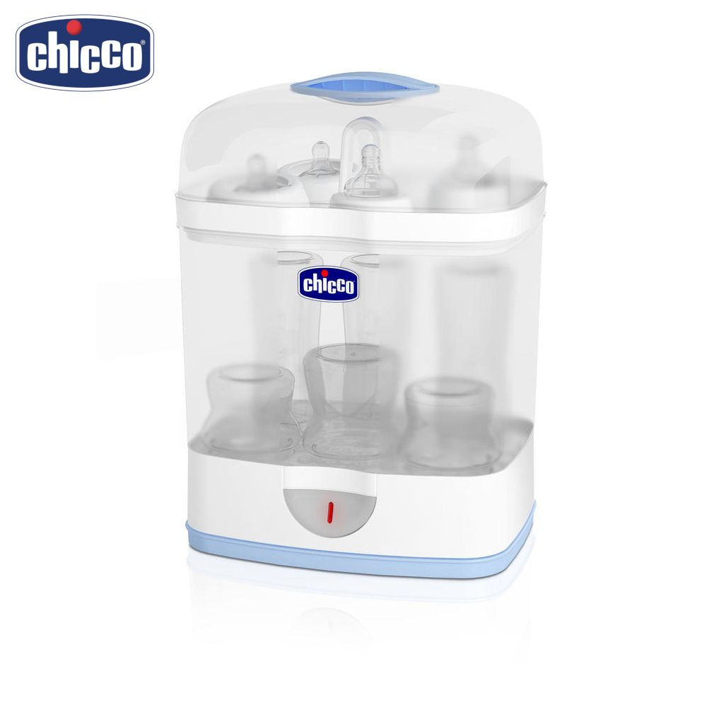 Warmers & Sterilizers Chicco 59154 Sterilizer for bottles for children boys and girls kids baby children room decor hung dome baby crib mosquito net princess mosquito nets for baby girls infant crib netting baby bed curtain