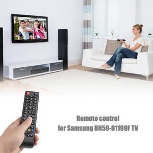 Image 5 - אוניברסלי חכם טלוויזיה שלט רחוק החלפת מרחוק בקר יחידה עבור Samsung BN59 01199F באיכות גבוהה שלט רחוק