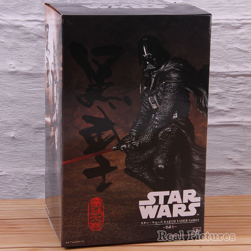 Image 5 - Darth Vader Figure Gallery Action PVC Collectible Movie Star Wars Model Toy Anakin SkywalkerAction & Toy Figures   -