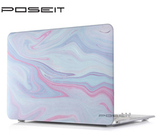 Marble Printing Laptop Hard Case Cover For New Apple MacBook Pro13 2016 2017 2018 A1989/A1706 A1708 with/out Touch Bar & Retina цена