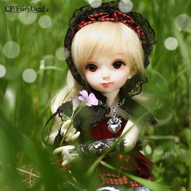 Image 5 - Fairyland Littlefee Sarang sd/bjd dolls 1/6 body model tsum girls  boys dolls toys shop dollhouse silicone resinDolls