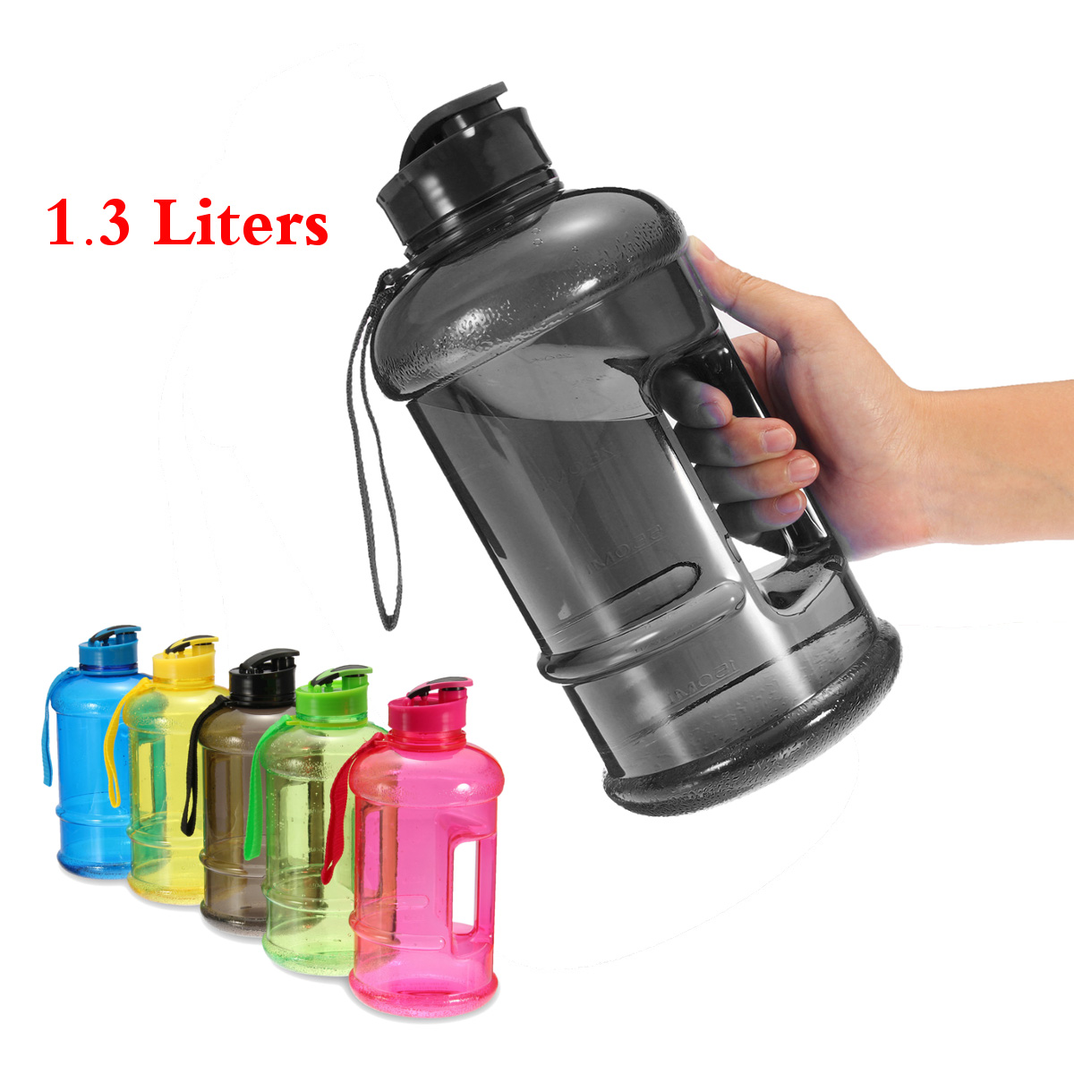 Bicycle Camping Cycling Hiking Straw Drinking Home Kitchen Cup Water Bottle