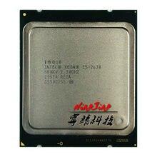 Intel Xeon E5-2630 E5 2630 2.3 GHz altı çekirdekli oniki iplik CPU İşlemci 15M 95W LGA 2011