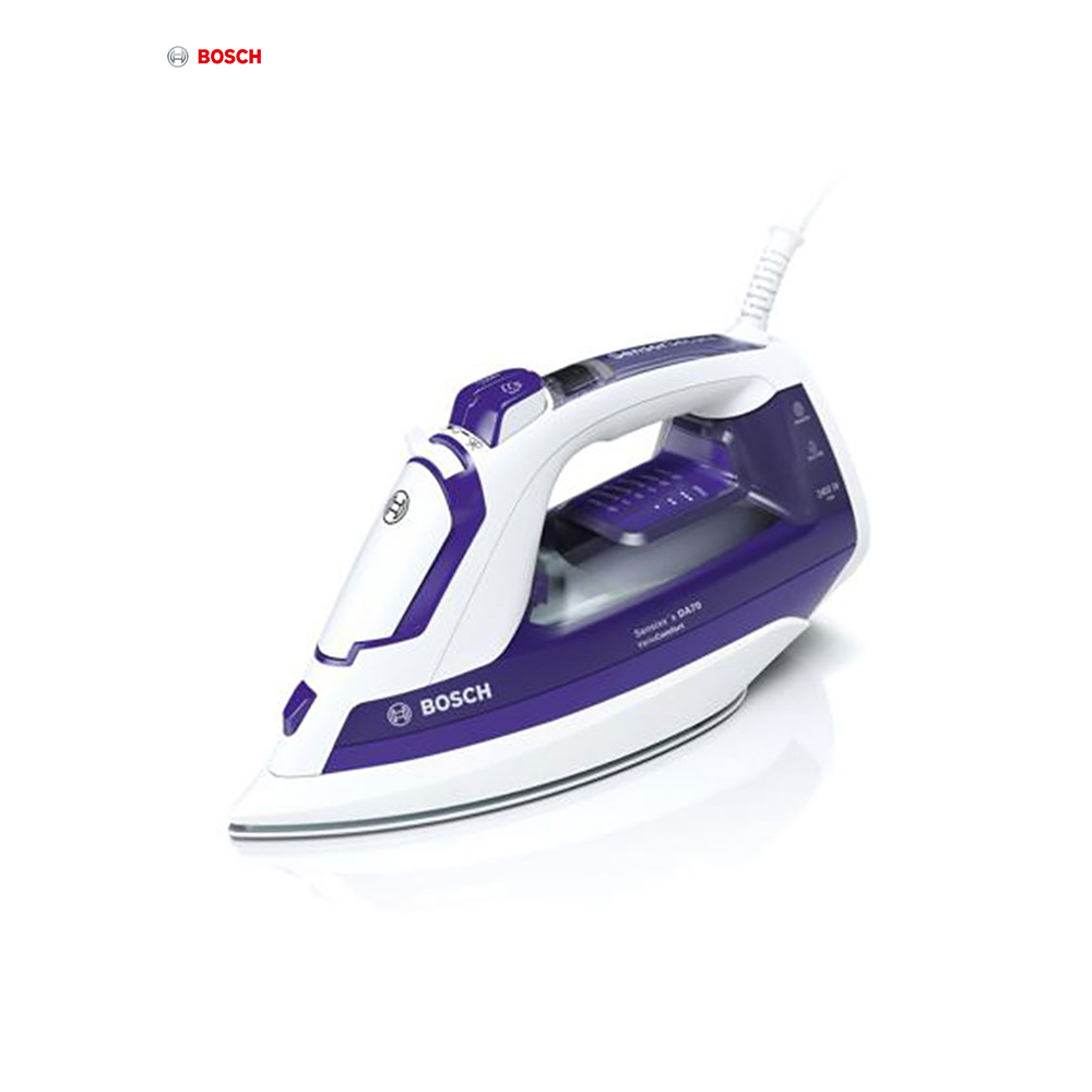 лучшая цена Electric Irons Bosch TDA752422V household appliances laundry steam iron ironing clothes