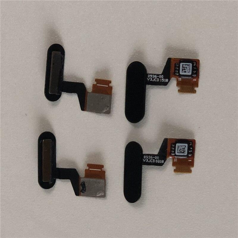 Original M & Sen pour Xiaomi noir requin noir SKR-A0 SKR-H0 Scanner d'empreintes digitales accueil bouton Flex CableTouch capteur clé outils