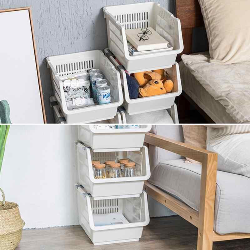Stackable Storage Bins Fruit Vegetable