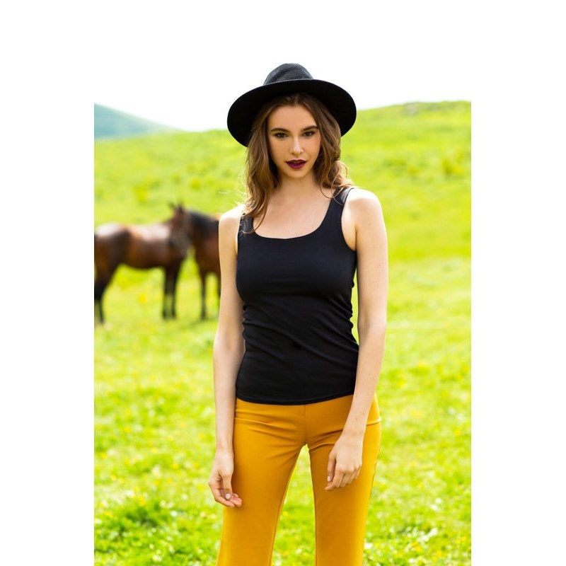 T Shirt C.H.I.C female CHIC chic short sleeve v neck pure color ruffled t shirt for women