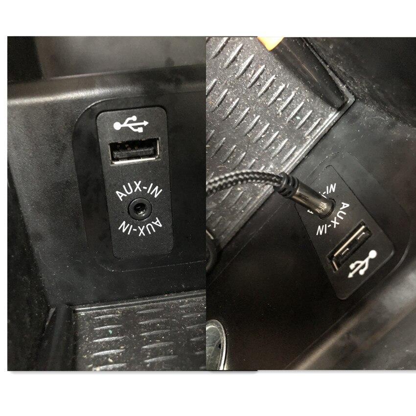 Car Aux Cord Stereo Audio Cable For Peugeot 406 Renault Clio 3 Porsche Cayenne Chrysler 300c Renault Sport Hyundai Ix35 Ford