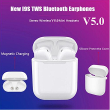 I9 I9S TWS 5.0 Wireless Earphone Portable Bluetooth Headset Invisible Earbud for all smart phone freeship