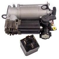 Suspension Compressor Air Pump For Mercedes Benz W220 W211 S Class S430 S500 S55 2203200104 , 2113200304; 0025427619