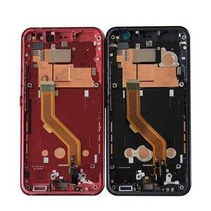 "Image 4 - M & סן מסגרת עבור 5.5 ""HTC U11 LCD מסך תצוגה + מגע פנל Digitizer מסך עבור HTC U11 u 3w U 1w U 3u תצוגה"