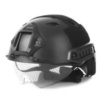 Outdoor Helmet for CS Airsoft Paintball Base Jump Tactical Helmet Protector 55 59cm 3color