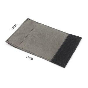 Image 3 - Reposabrazos de microfibra para coche BMW 3 / 3GT 4 Series F30 320, manija de Panel de puerta, cubierta de cuero