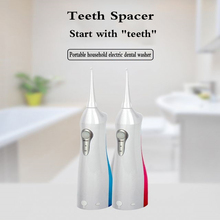 Household Electric Red Teeth, Portable Washing Tooth Machine Water Floss Oral Washing Machine цена