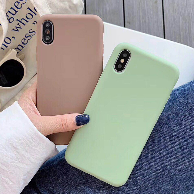 iPhone 11 Solid Color Case 5