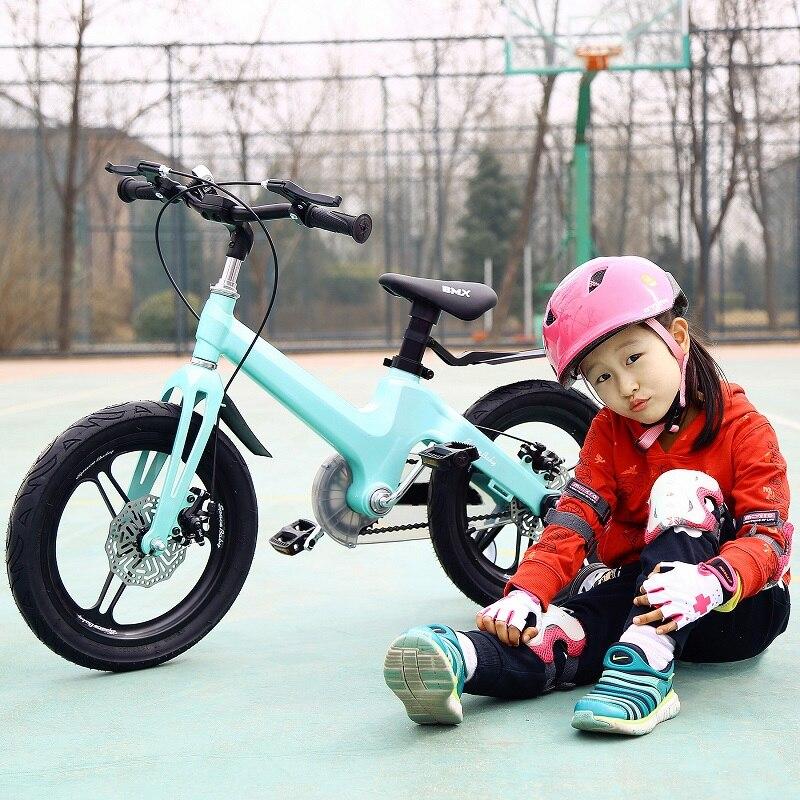 "Allek Magnalium Alloy Kids 16/"" Bike with Training Wheels 16/'/' BMX Bike US Ship"