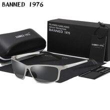 2019 New Aluminum Brand men Sunglasses HD Polarized high qua