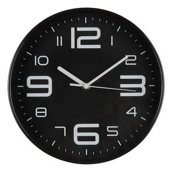 ホット販売屋内ビッグ 3D 番号サイレントウォールクロック静音スイープムーブメント壁時計バッテリ駆動 10 インチ