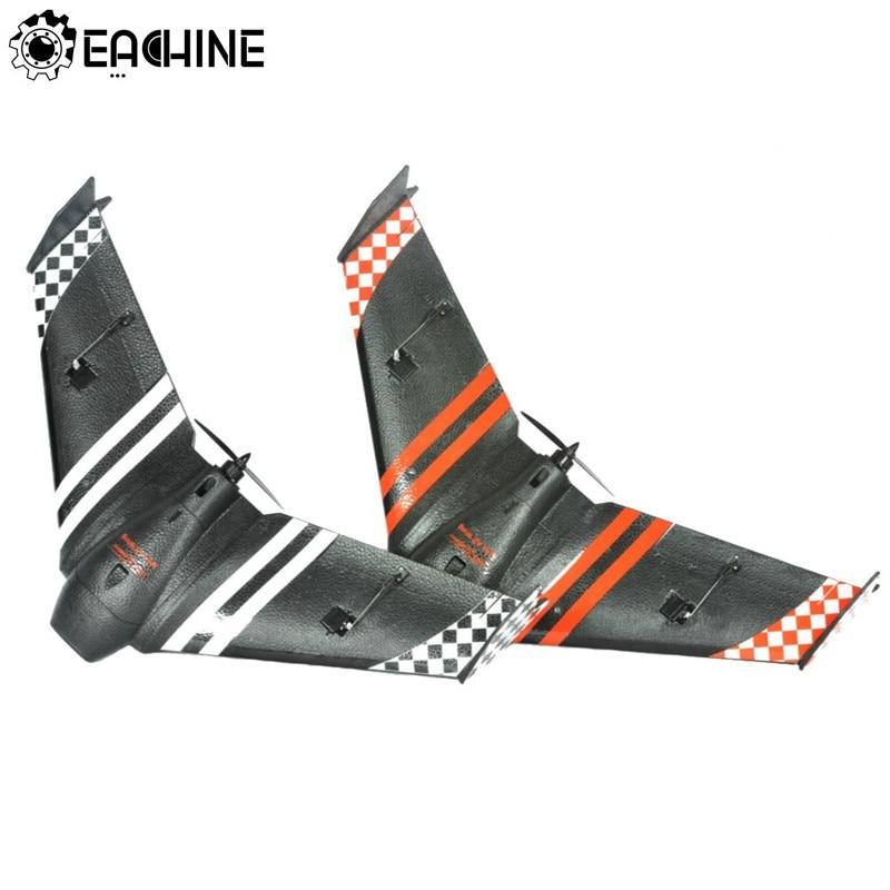 Eachine Top Sonicmodell Mini AR, 600 мм, размах крыльев, EPP, гоночный FPV, летающее крыльев, для радиоуправляемого самолета, PNP, черный, для детей в подарок