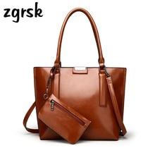 Women's Luxury Tote Bag Ladies Purses And Handbags Brand Women Shoulder Messenger Bags Sac A Main Femme Long Handle Handbag Set недорого