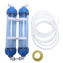 Фильтр для воды 2 шт t33 корпус картриджа diy оболочка фильтр