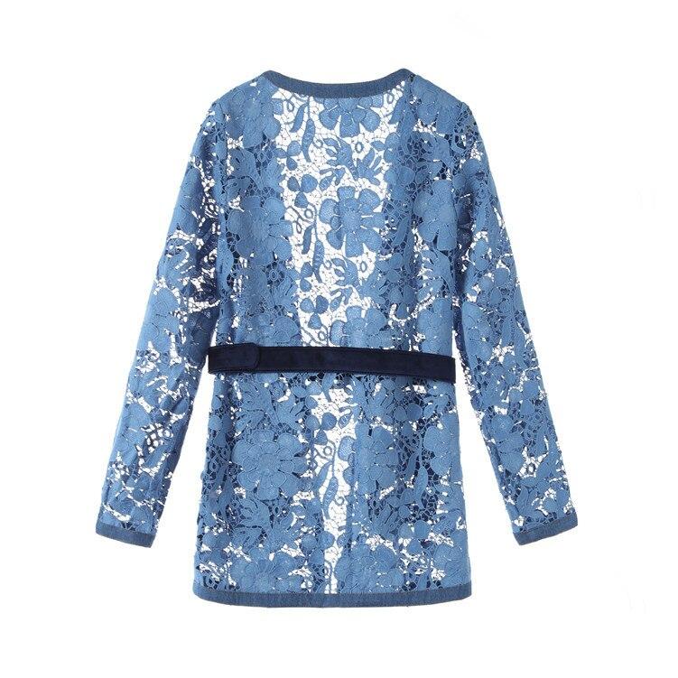 Blusas Feminino 2019 Frühling Mode Blusen Frauen Stehen Neck Vintage Beflockung Druck Flare Hülse Casual Bluse Shirt Weibliche Top - 3