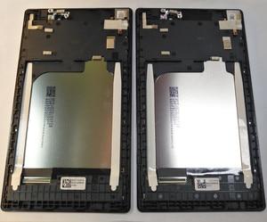 """Image 4 - 7.0 """"Voor Lenovo Tab 2 A7 10 A7 10 A7 10F A7 20 A7 20F Lcd scherm + Digitizer Vergadering Touch Met frame Vervangende Onderdelen"""