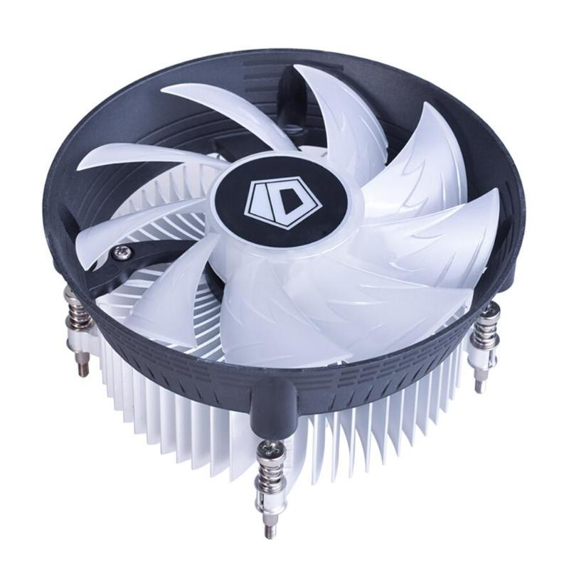 Id-cooling Dk-03i Desktop Cpu Cooler Rgb Halo Koelventilator Voor Lga115x Pc Computer Koeler Systeem