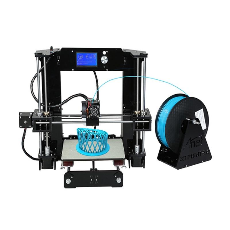 High Precision Anet A6 3d Printer Large Printing Size Machine 3D Printer DIY Kit for Desktop