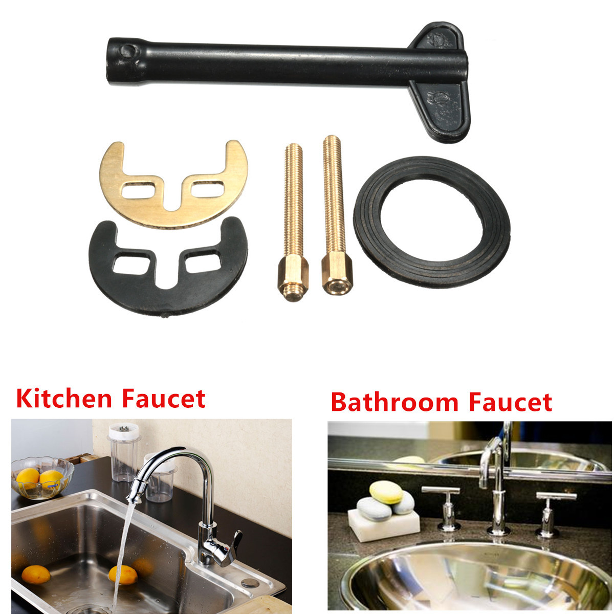 M6 Faucet Mounting Accessories Installation Tool Repair